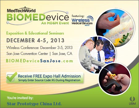 STAR exhibits at BIOMEDevice show in San Jose