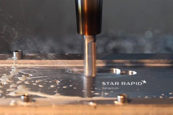 CNC Machining at Star Rapid