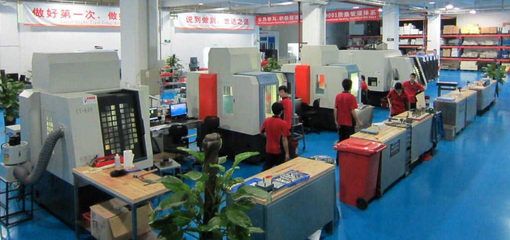Picture: Star Prototype CNC Department - 2012