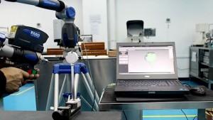 Faro Arm Laser Scanning