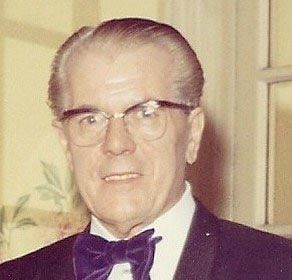 george styles in 1960s