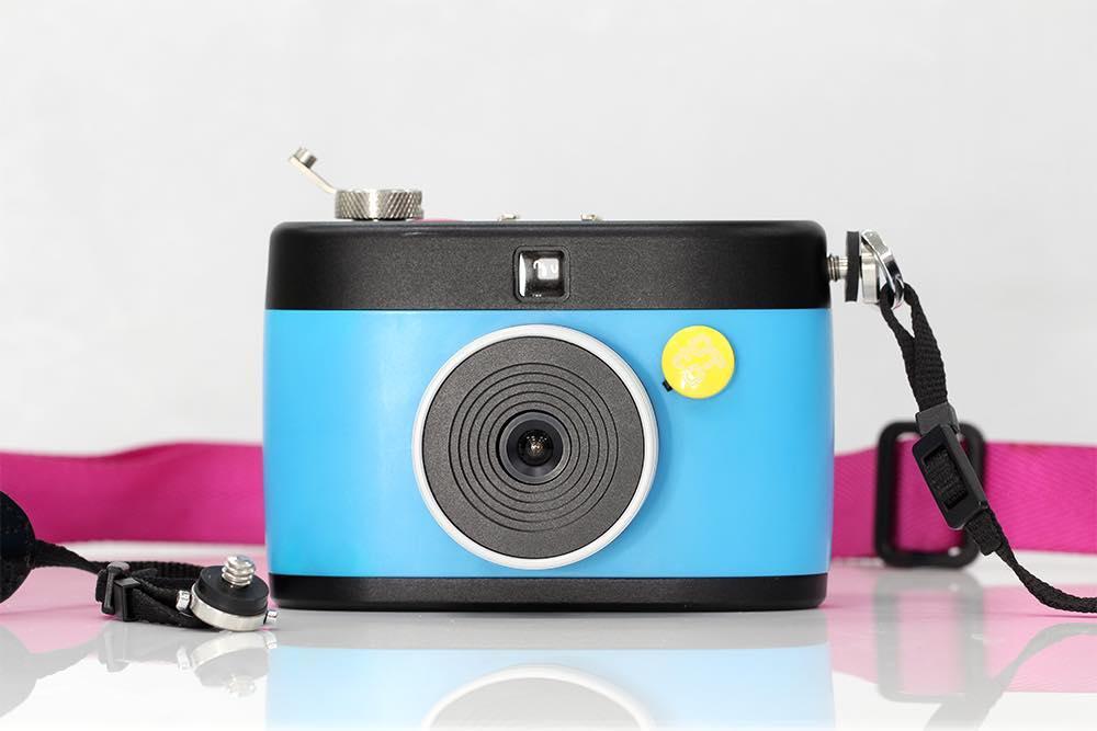 Prototype Camera with Injection Molded Parts