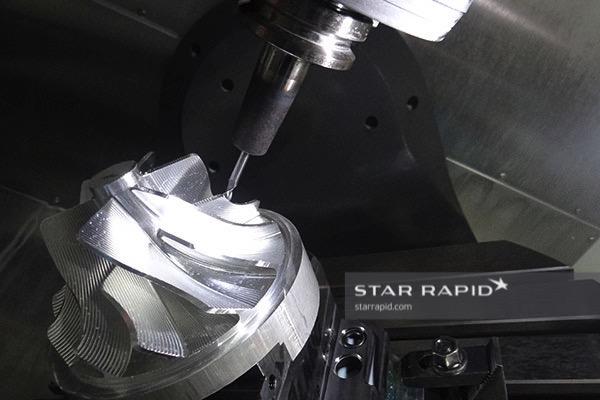 Precision Machining At Star Rapid