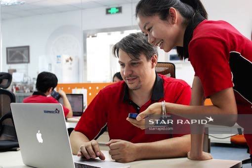Team at Star Rapid