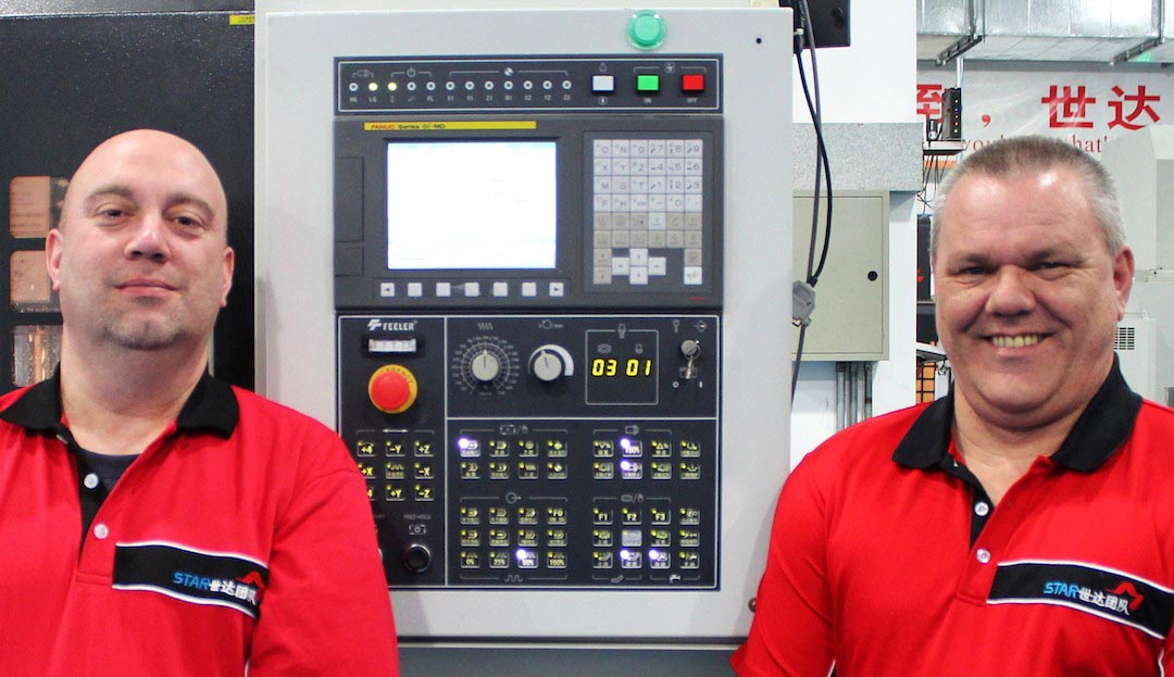 Collaborate CNC Power from the US