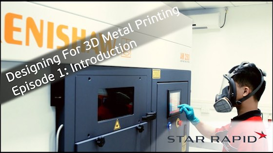 3d metal printing and basic guidelines