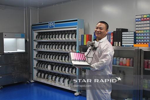 Star Rapid's Printing Facility