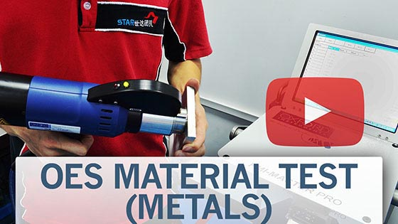 OES material test