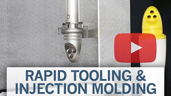 rapid tooling and injection molding