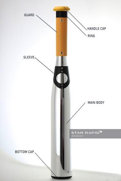 Smart Bat Prototype