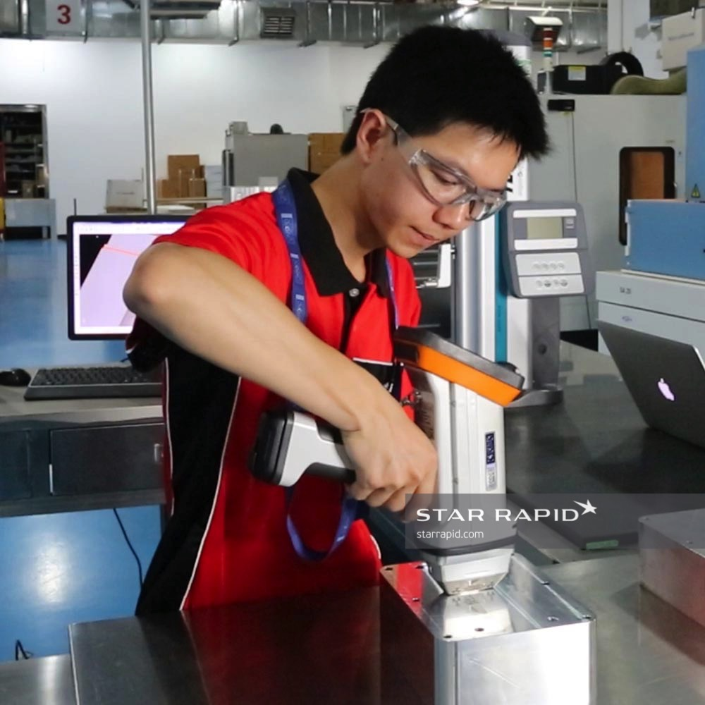 Rapid prototyping and prototype manufacturing.