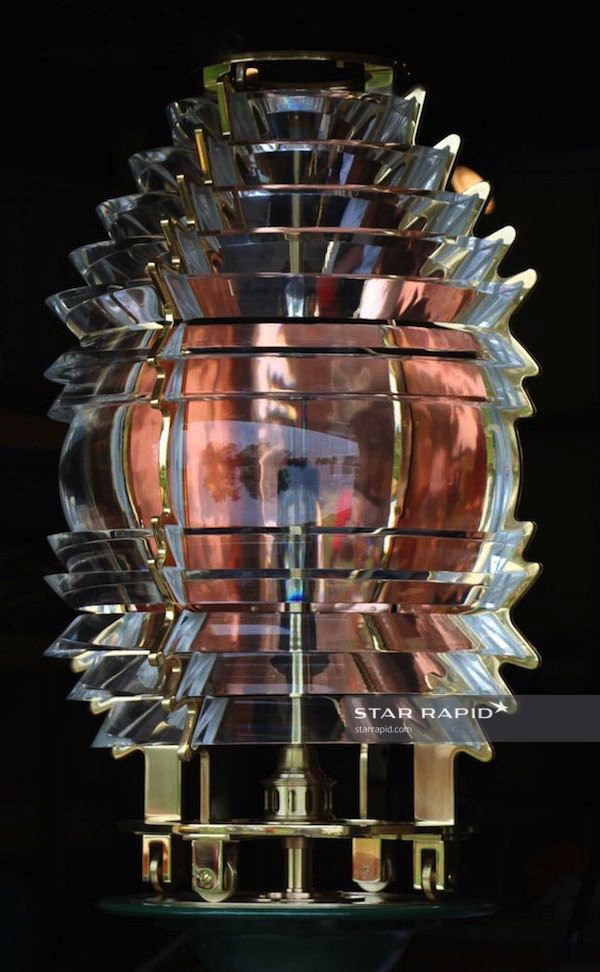 Lighthouse Lens by Star Rapid