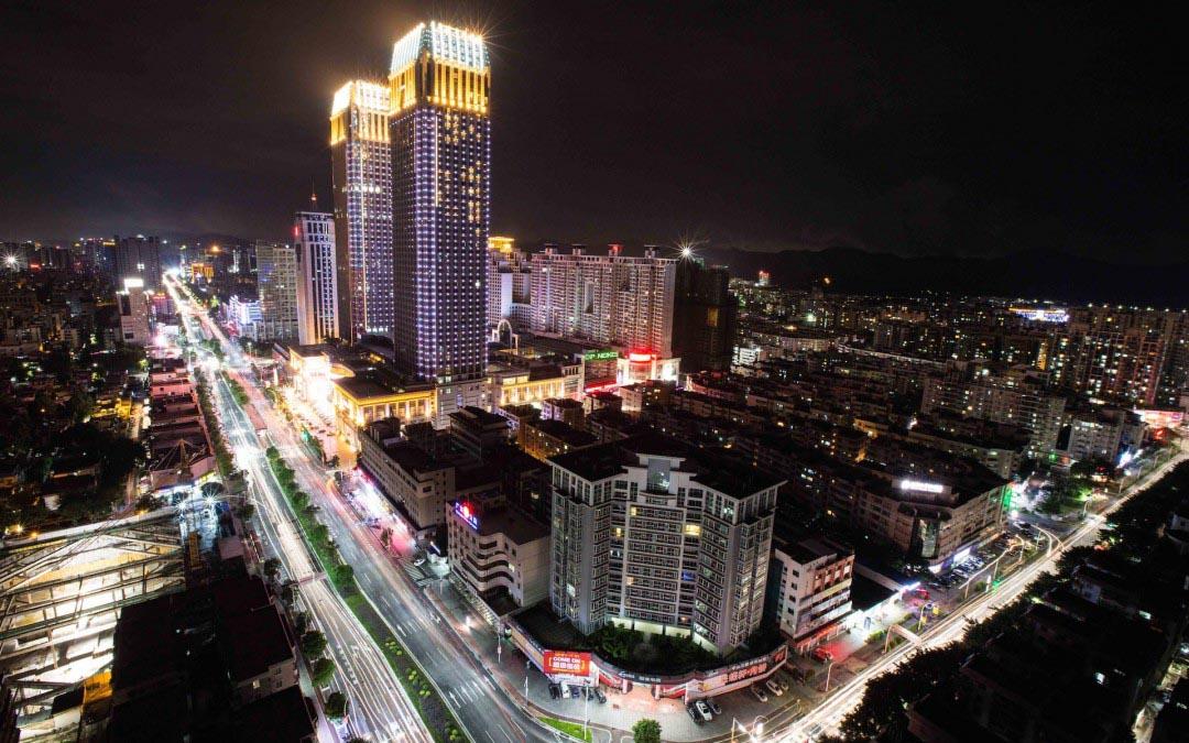 "Zhongshan Named ""National Civilized City"""