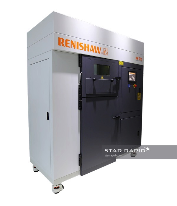 Renishaw AM250 - 3D Metal Printer at Star Rapid