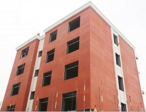 Printed building