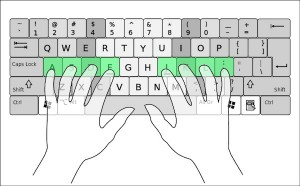 QWERTY keyboard | Image Credit: wikimedia