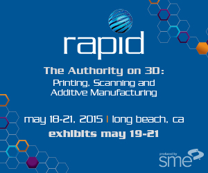 Star Rapid At Rapid 3D Exhibition