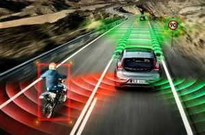 Volvo Self Driving Car | Image Credit: inhabitat.com