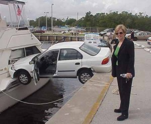 """""""Dump"""" driver   Image Credit: staticflickr.com"""