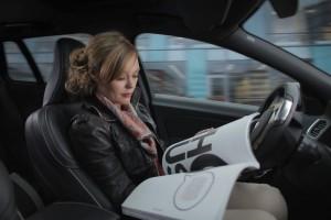 Self Driving | Image Credit: recombu.com