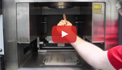 DMLM 3d metal printing video