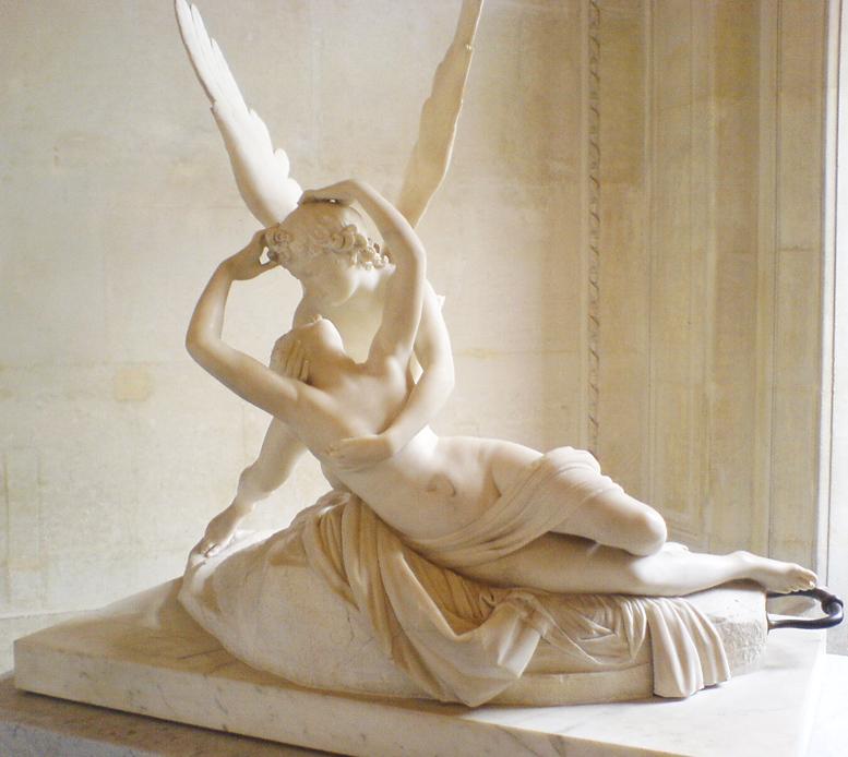 Canova statue