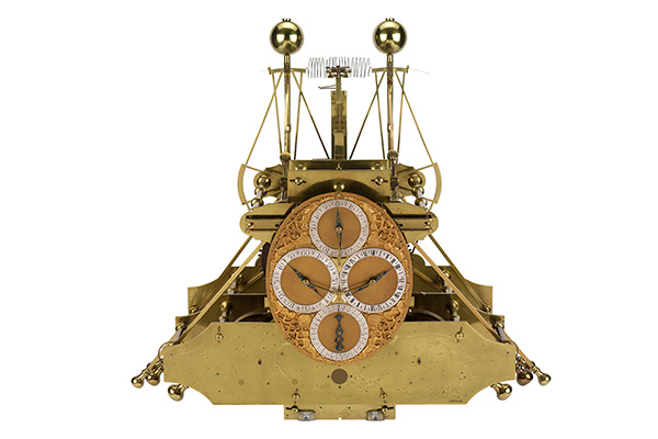 Prototype clock designed by John Harrison
