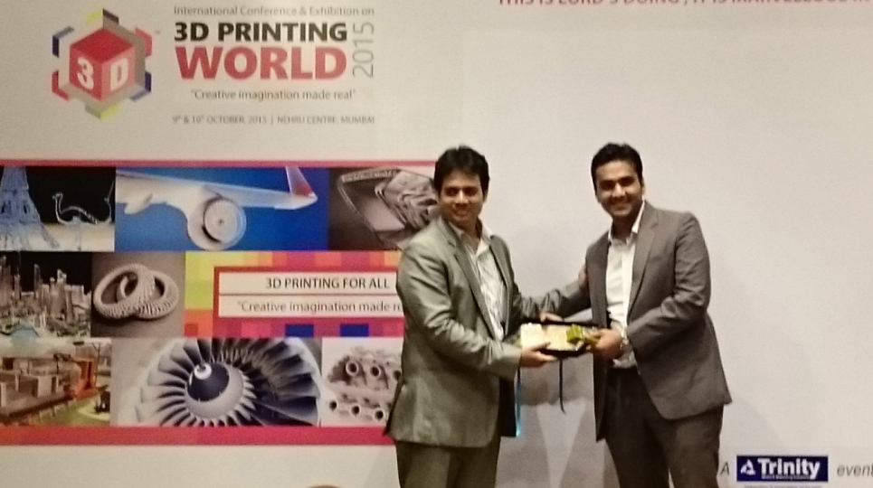 Star Rapid Is Service Provider Of The Year At 3D Printing World