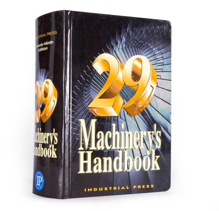 The Engineer's Bookshelf: Machinery's Handbook