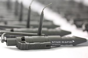 Injection Molded Pen prototypes from Star Rapid