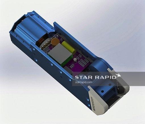 MinaV2 control box