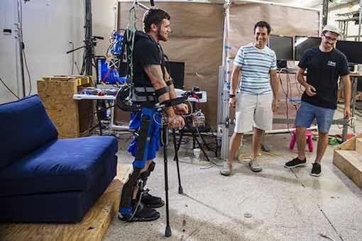 Robotic Exoskeleton Case Study