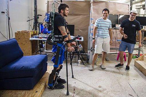 Robotic Exoskeleton Case Study
