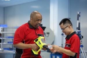 Plastic Inspection Gun At Star Rapid