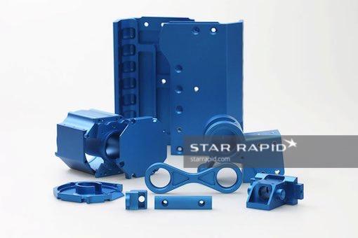 set of IHMC exoskeleton parts