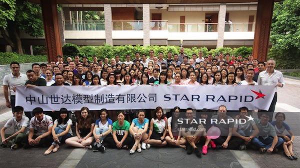 Renombrado a Star Rapid