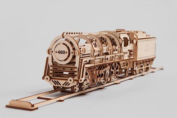 UGears 460 Locomotive