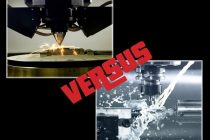 Additive Manufacturing vs. Subtractive Manufacturing