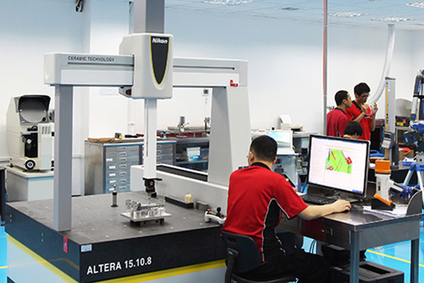 Quality Control For Low-Volume Manufacturing
