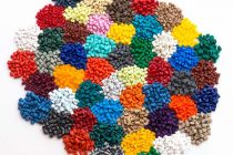 Color Pellets used for Custom Colors in Injection Molding