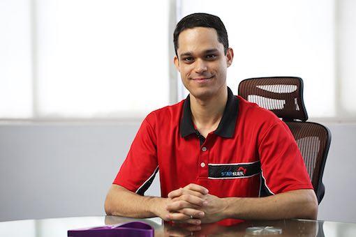 Jonathon Ross - CEO of Star Rapid
