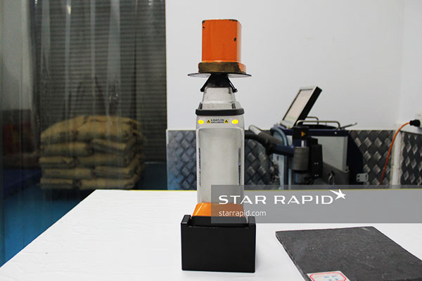 The Oxford Instruments XMet7500 X-Ray Flourescence (XRF) gun at Star Rapid