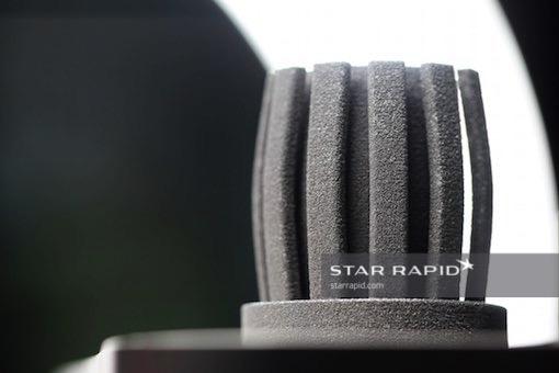 3D printed heat sink