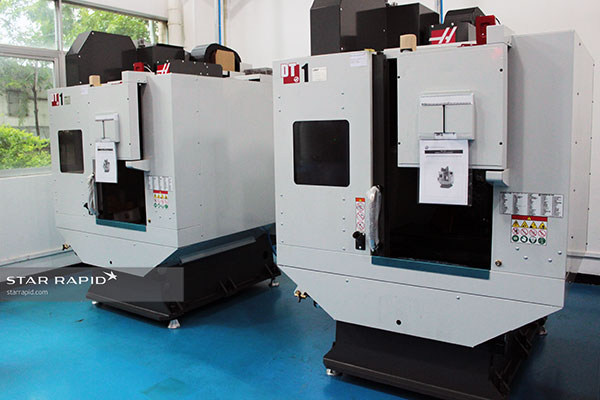 New Haas DT-1 CNC machines at Star Rapid