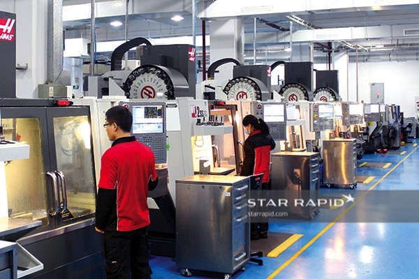 star rapid cnc shop