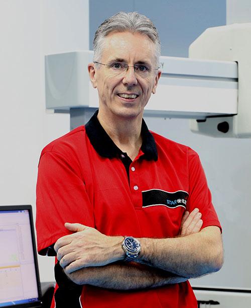 Gordon Styles Portrait