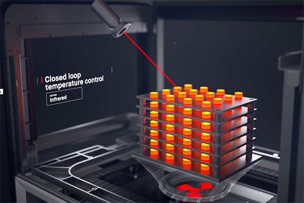Desktop Metal sintering ovens