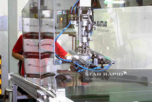 Redstone 900 Robotic Arm