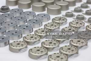 Collection of pressure die cast aluminum lock housings, Star Rapid
