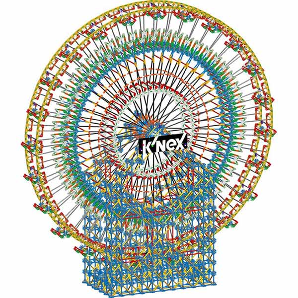 Eight great christmas gifts for young engineers knex ferris wheel malvernweather Images